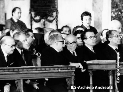 13 maggio 1978. Il rito funebre in San Giovanni in Laterano in suffragio di Aldo Moro