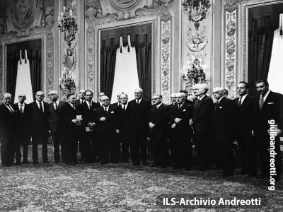 Il governo Leone II