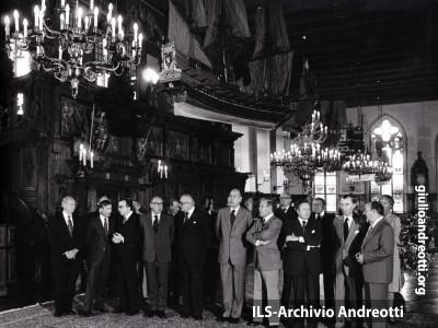 Consiglio europeo di Brema del 6-7 luglio 1978.