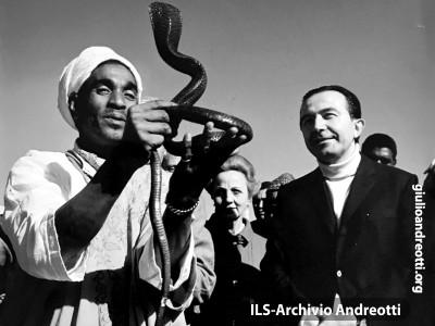 1965. Viaggio in Marocco