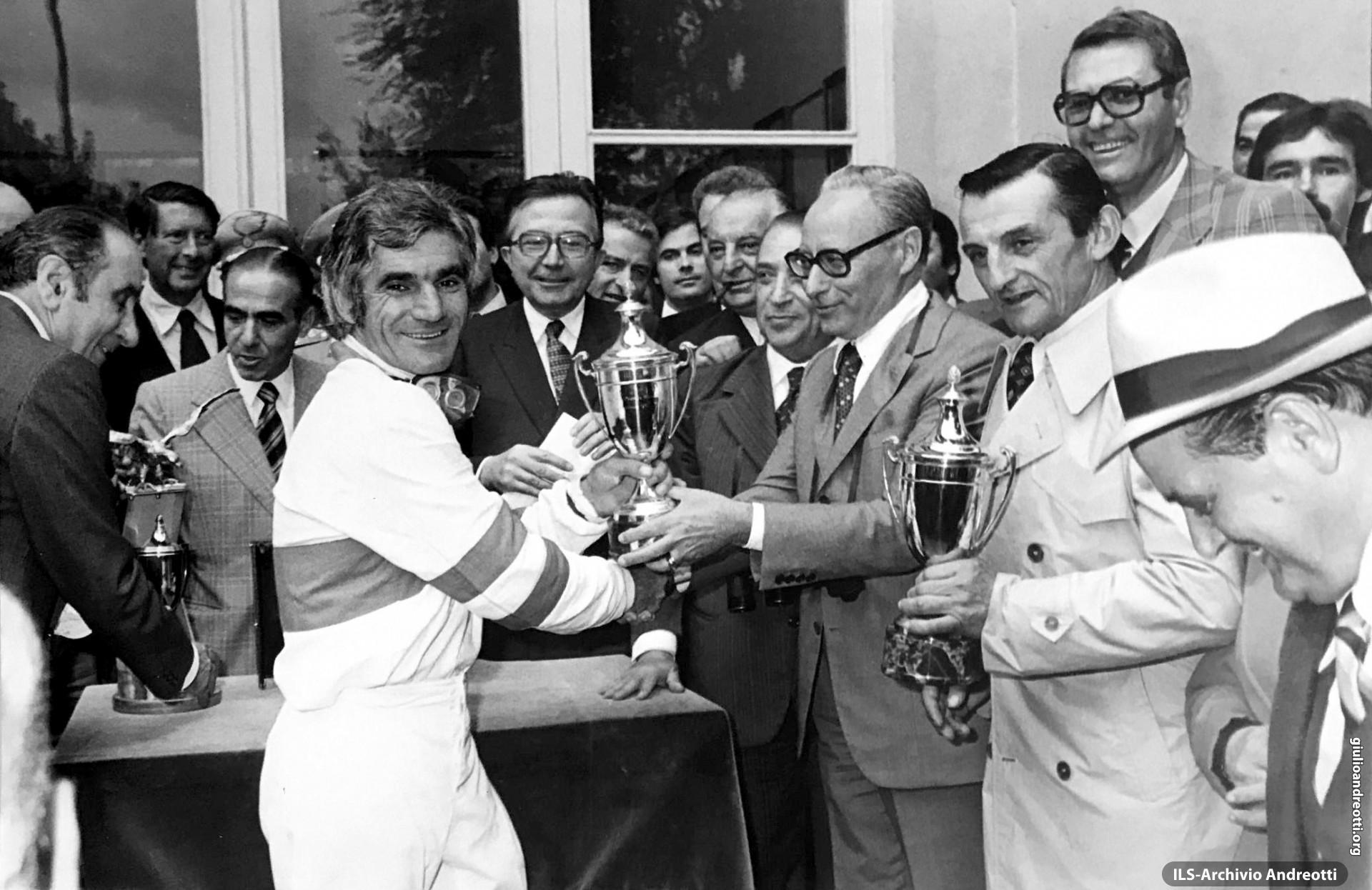 23 settembre 1979. Gran premio di Merano