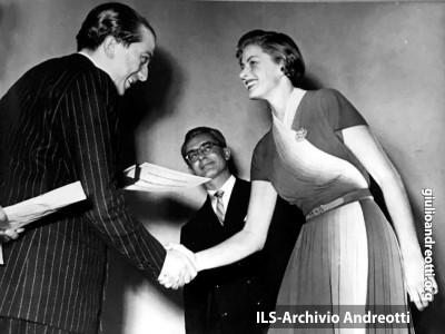 Premio a Ingrid Bergman
