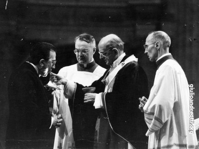 Agosto 1968. Congresso eucaristico di Bogotà