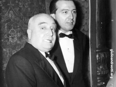 Con Angelo Rizzoli al Teatro dell'Opera di Roma