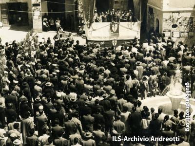 Minturno, 1 maggio 1958.