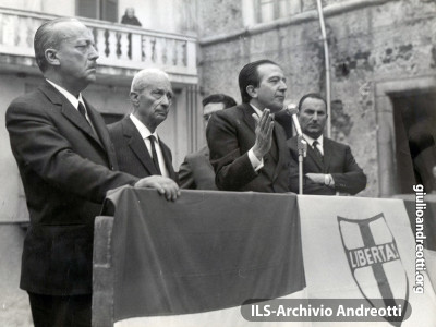 Vallecorsa, giugno 1968.