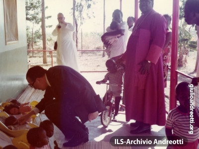 Kampala, gennaio 1974.
