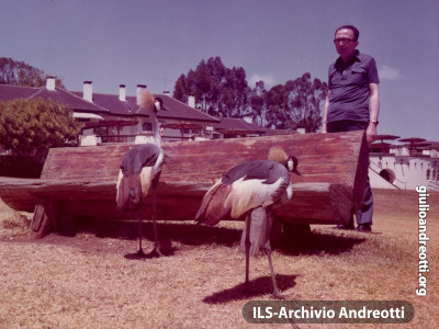 Kenia, gennaio 1974.