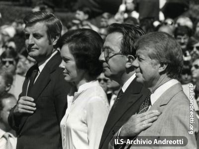 Vertice dei Capi di Stato e di Governo NATO nel maggio del 1978.