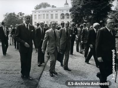 G7 di Bonn nei giorni 16-17 luglio 1978.