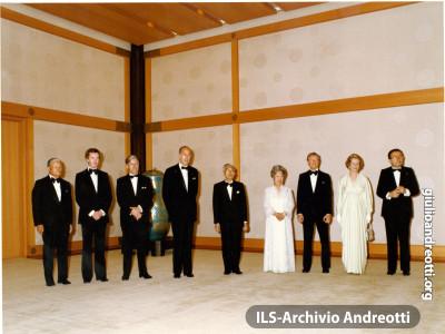 G7 a Tokyo il 28-29 giugno 1979.