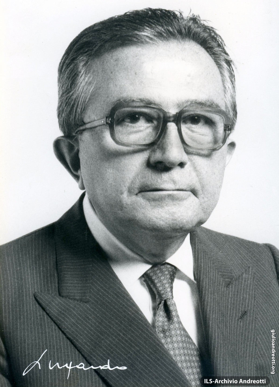 Ritratto del 1987.