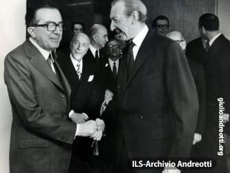 Presidente del consiglio 1972-1973