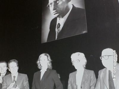 4 aprile 1981. Assemblea nazionale della DC