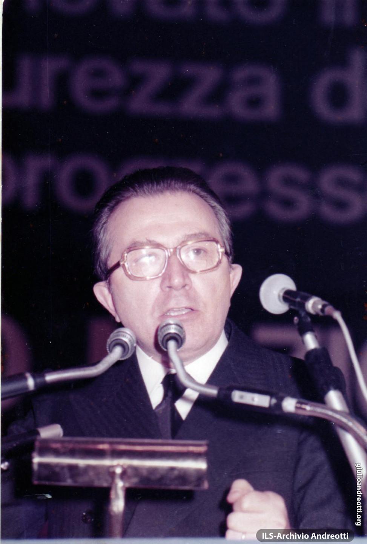L'intervento di Giulio Andreotti al XIII Congresso della Democrazia Cristiana (Roma 18.23 marzo 1976)
