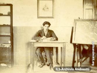Filippo Alfonso Andreotti, il padre di Giulio