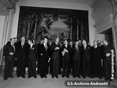 Consiglio europeo di Parigi 12-13 marzo 1979.
