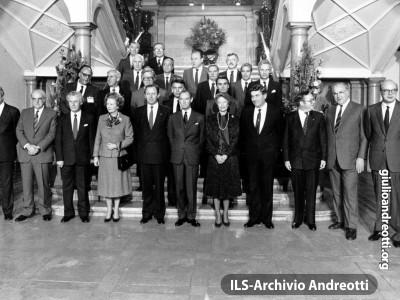 2 dicembre 1985. Consiglio europeo del Lussemburgo.