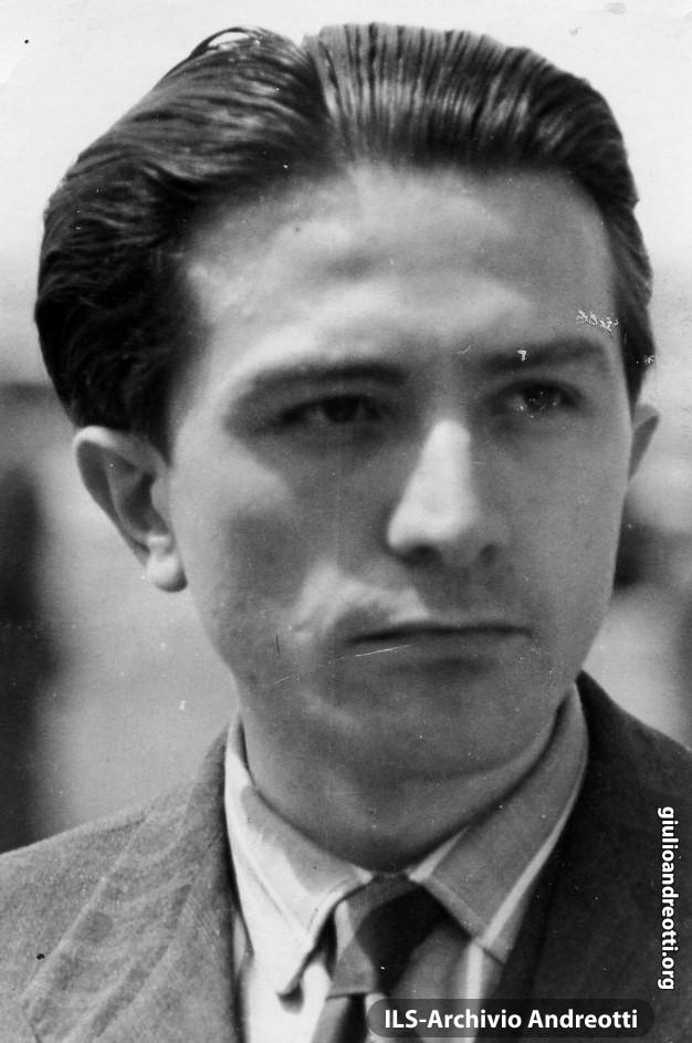 Ritratto del 1940.